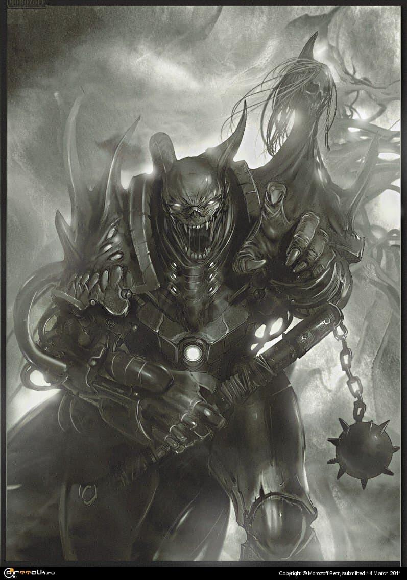 Сhaos Warrior