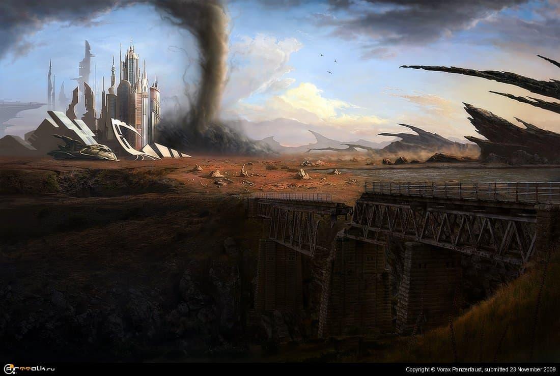 Tornadostorm.the Beginning