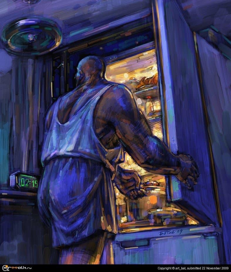 Ночной голод