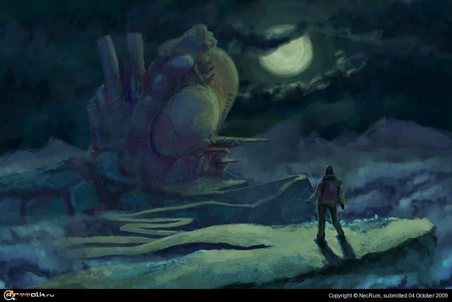 Alien Castle
