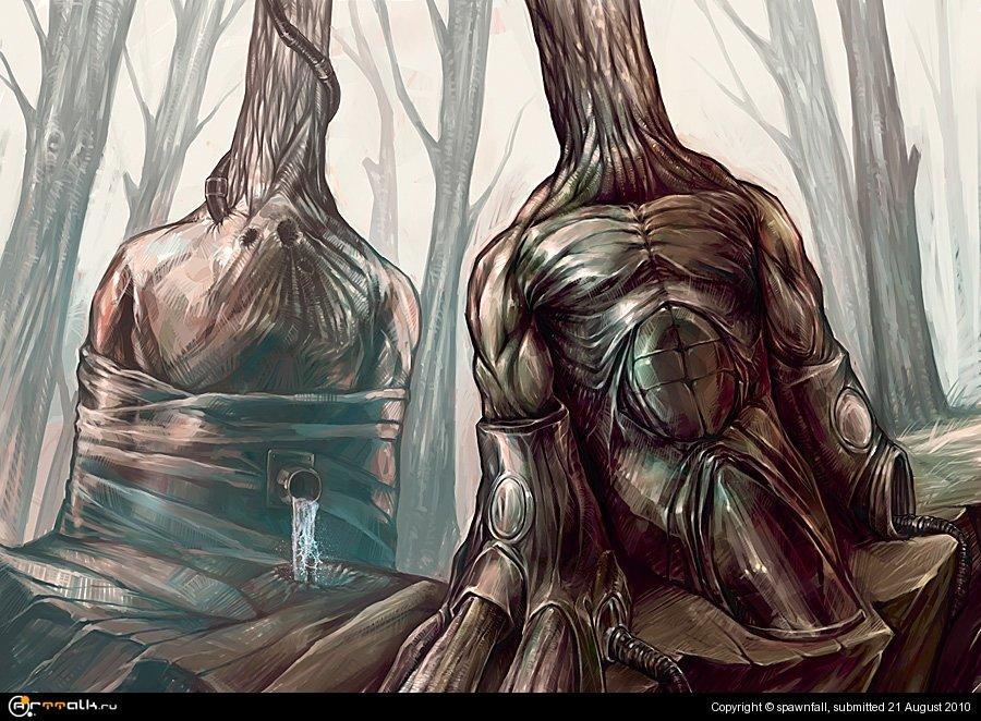 Природа мстит человеку
