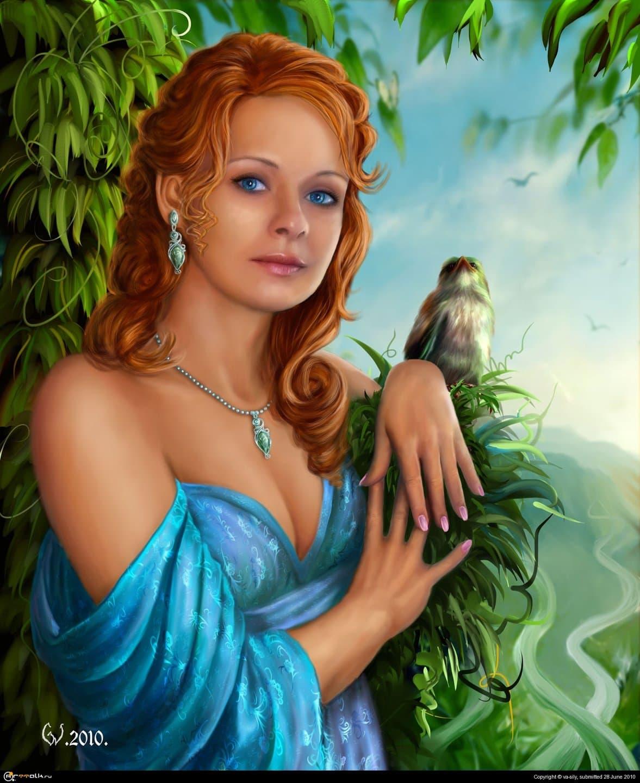 портрет для Елены