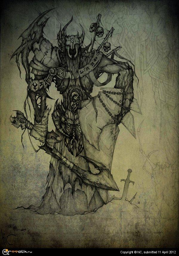 Demon...