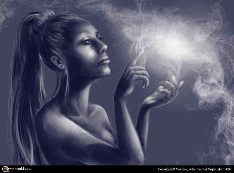 Что-то о вреде курения :))