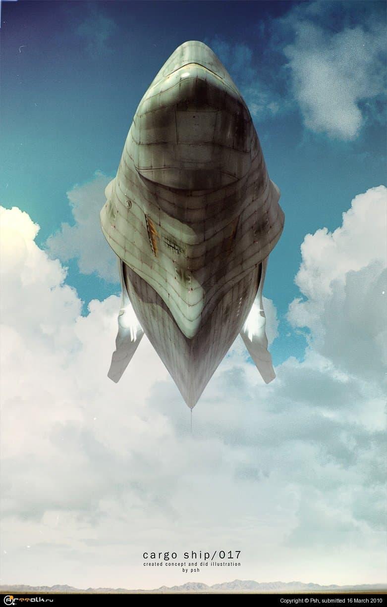 Carqo Ship/017