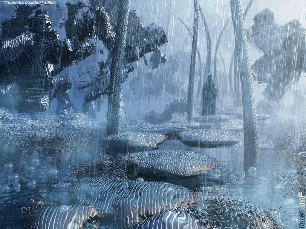 Планета дождей