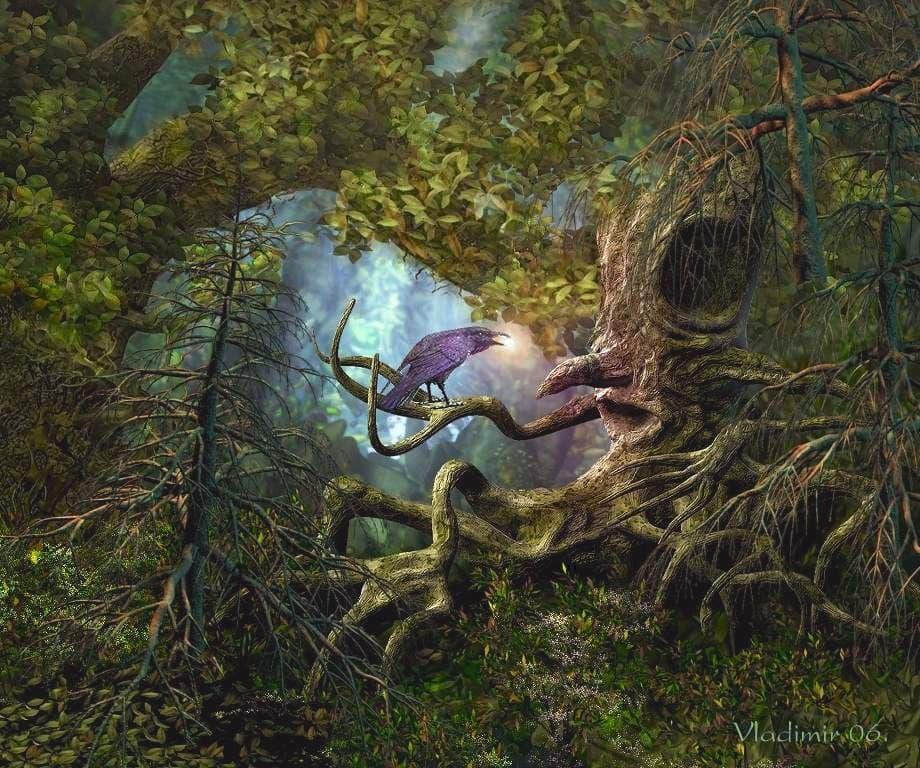Легенды леса
