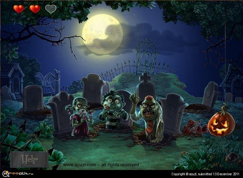 Зомби наступают