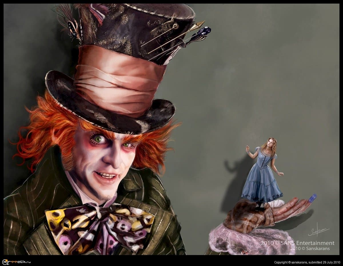 Mad As Madhatter