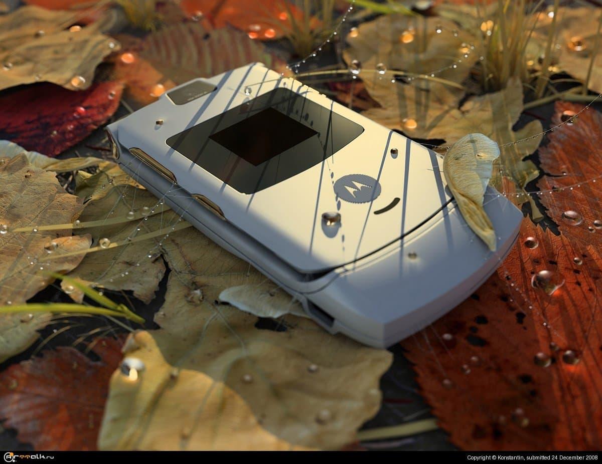 Motorola V3 - 2