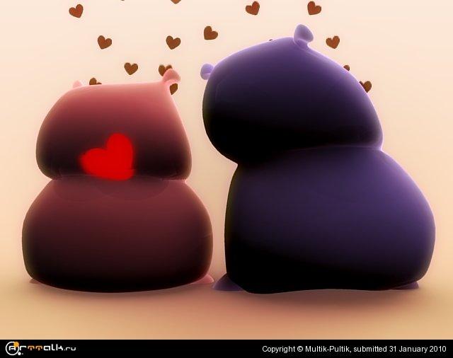С днём Святого Валентина!