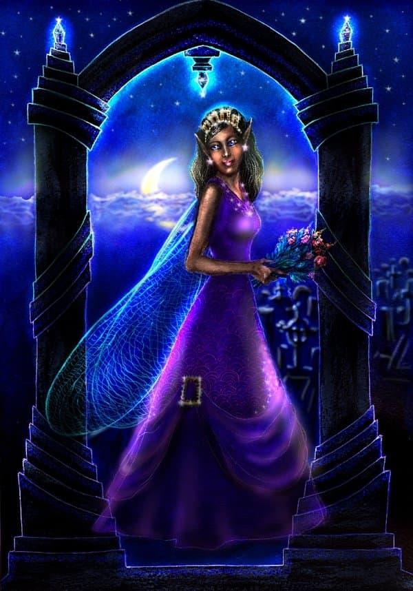 Призрачная фея