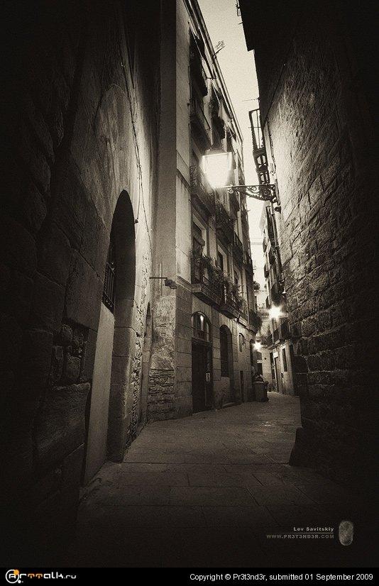 Улицами Барселоны