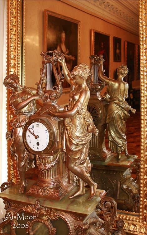 Мир резиденции польского короля Яна III Собеского