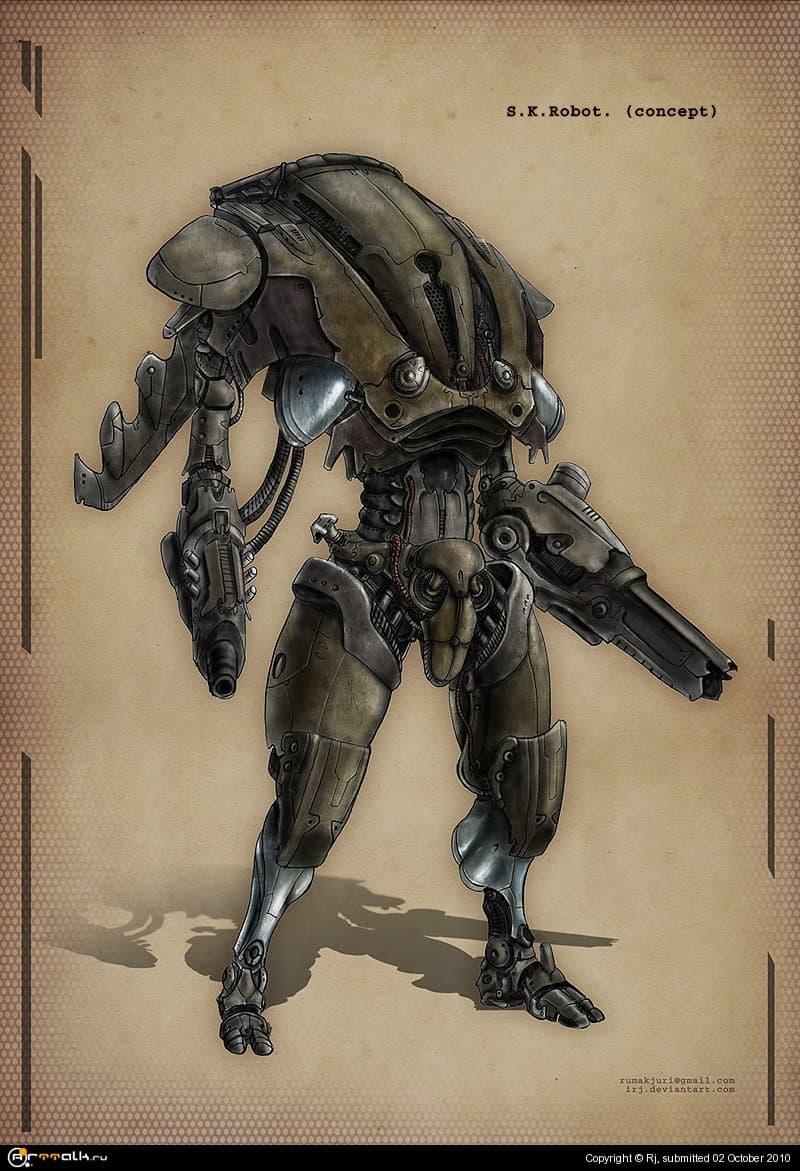S.k.robot (concept)