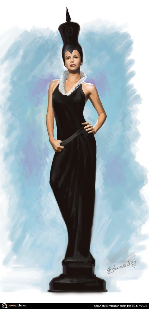 Черная королева