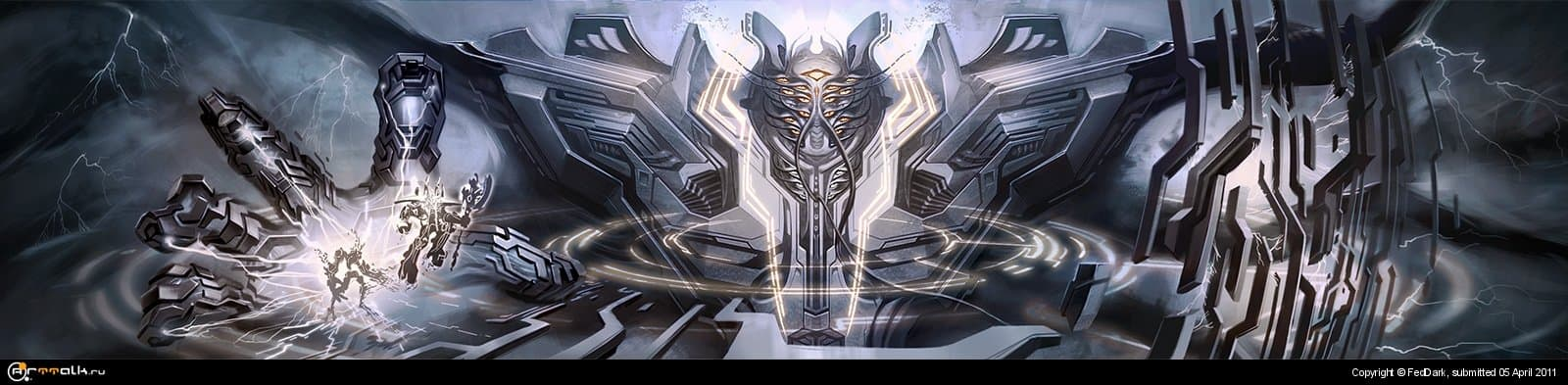 God Of Tecno-magick Ballance