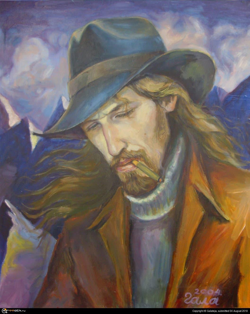 Портрет мужа