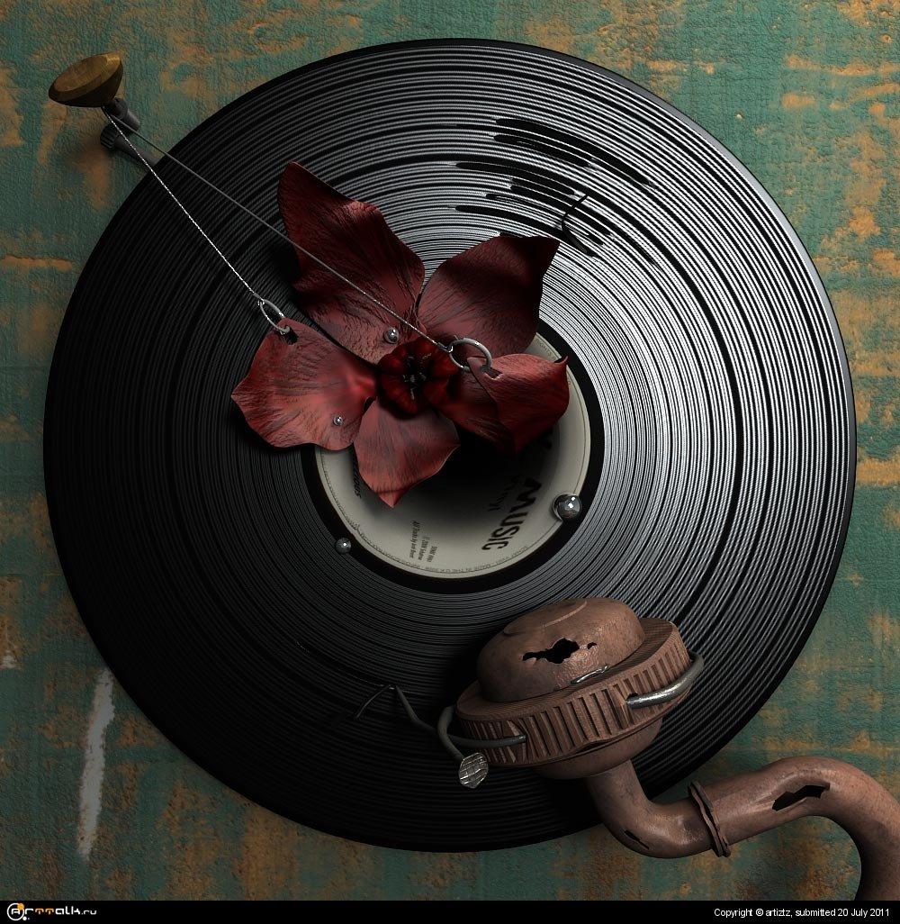 Музыкальный сюрреализм или создание музыки