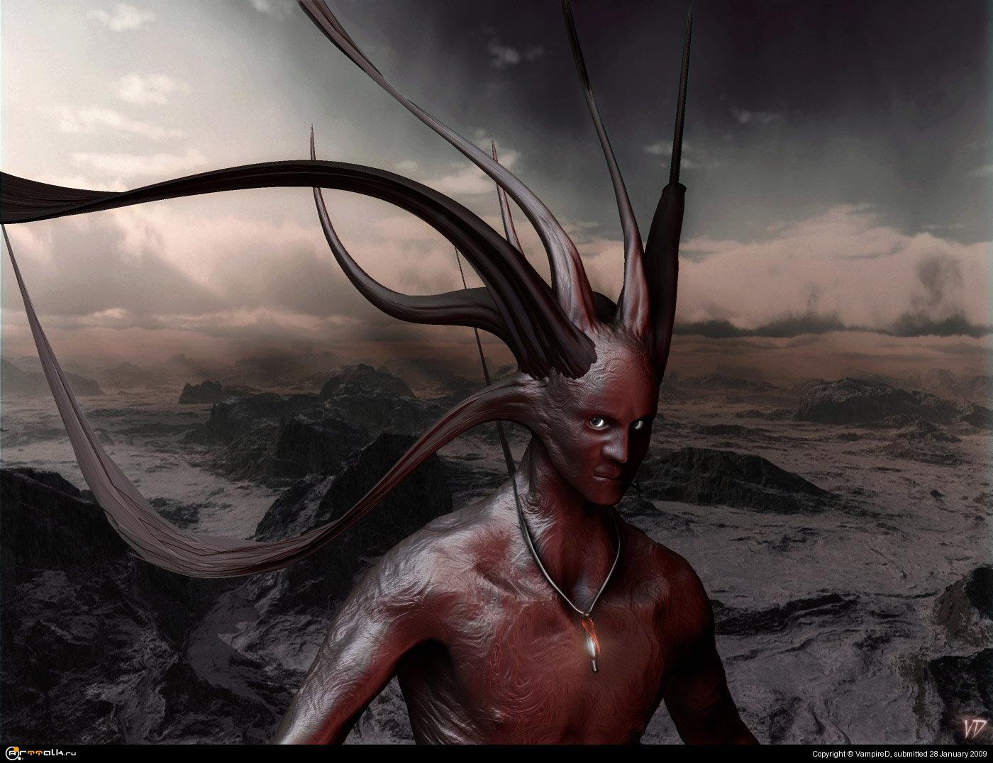 Демон падальщик