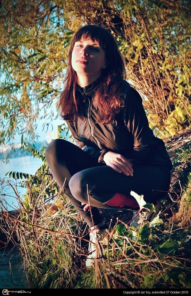 Машка Осенний портрет