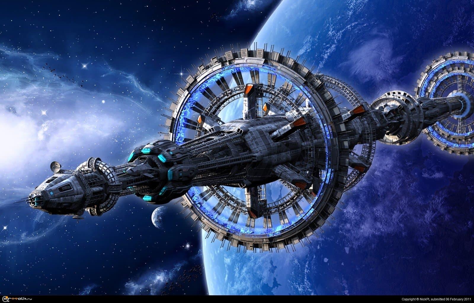 Explorer Ship