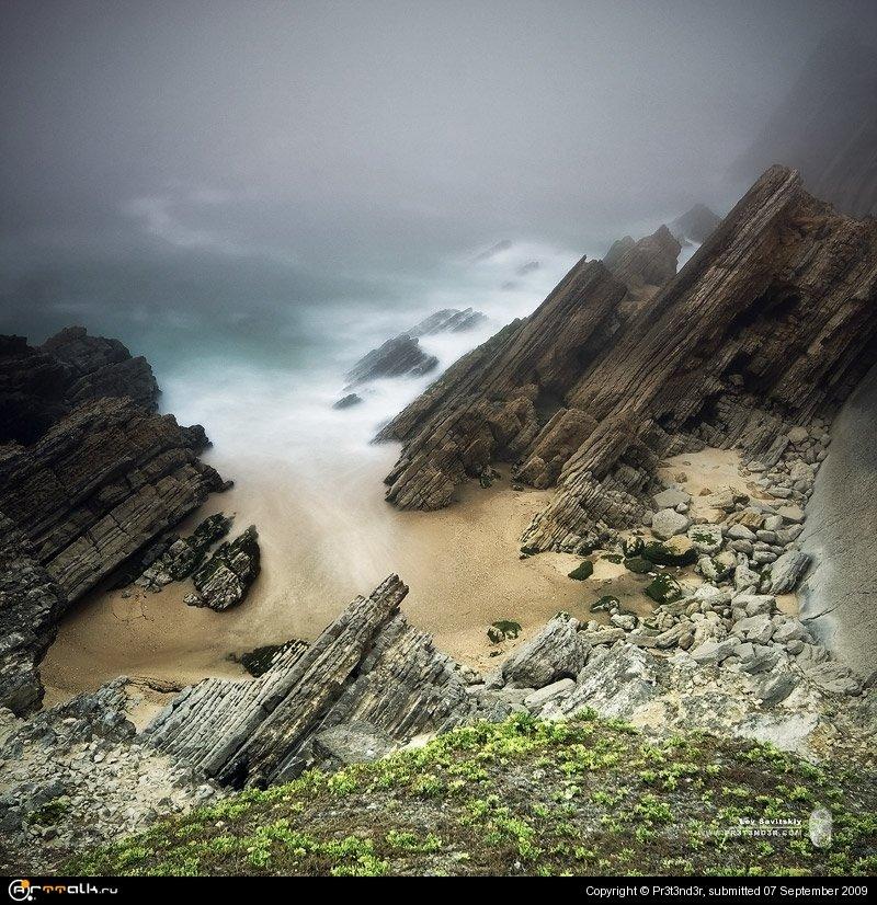 Сонное побережье