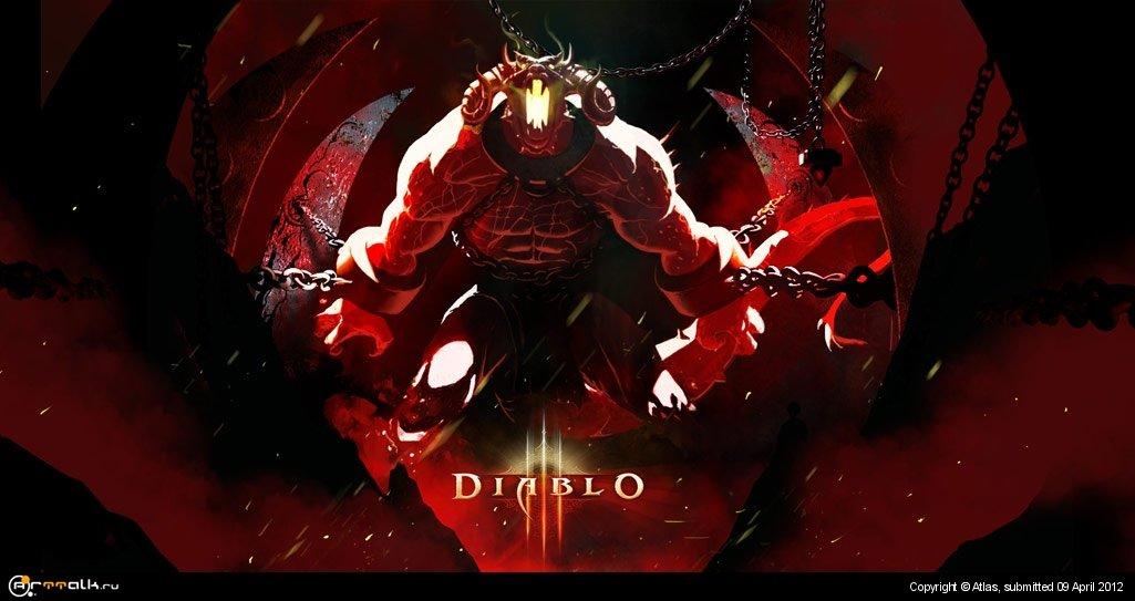 Diablo Fan-art