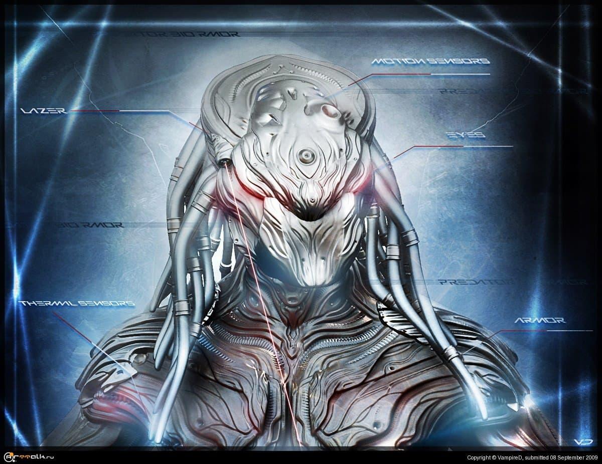 Human Bio Armor / Type : Predator
