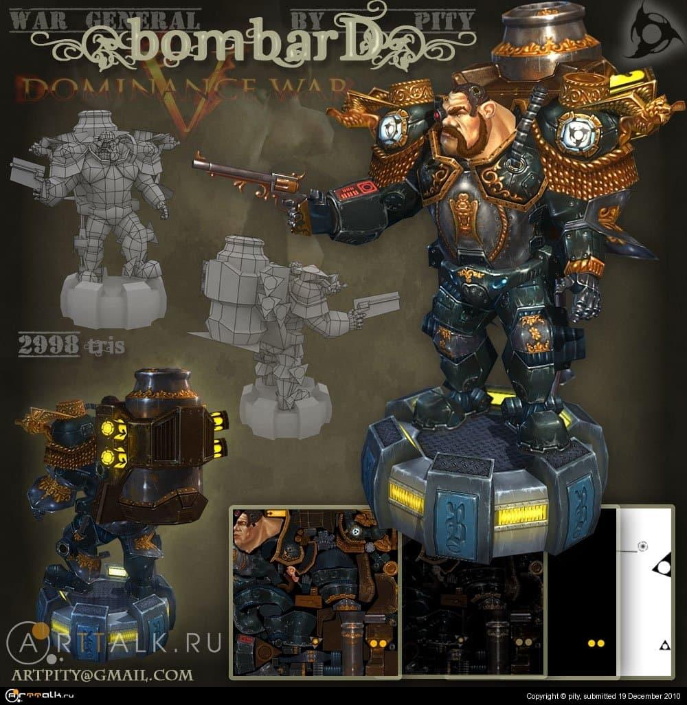 General Bombardo