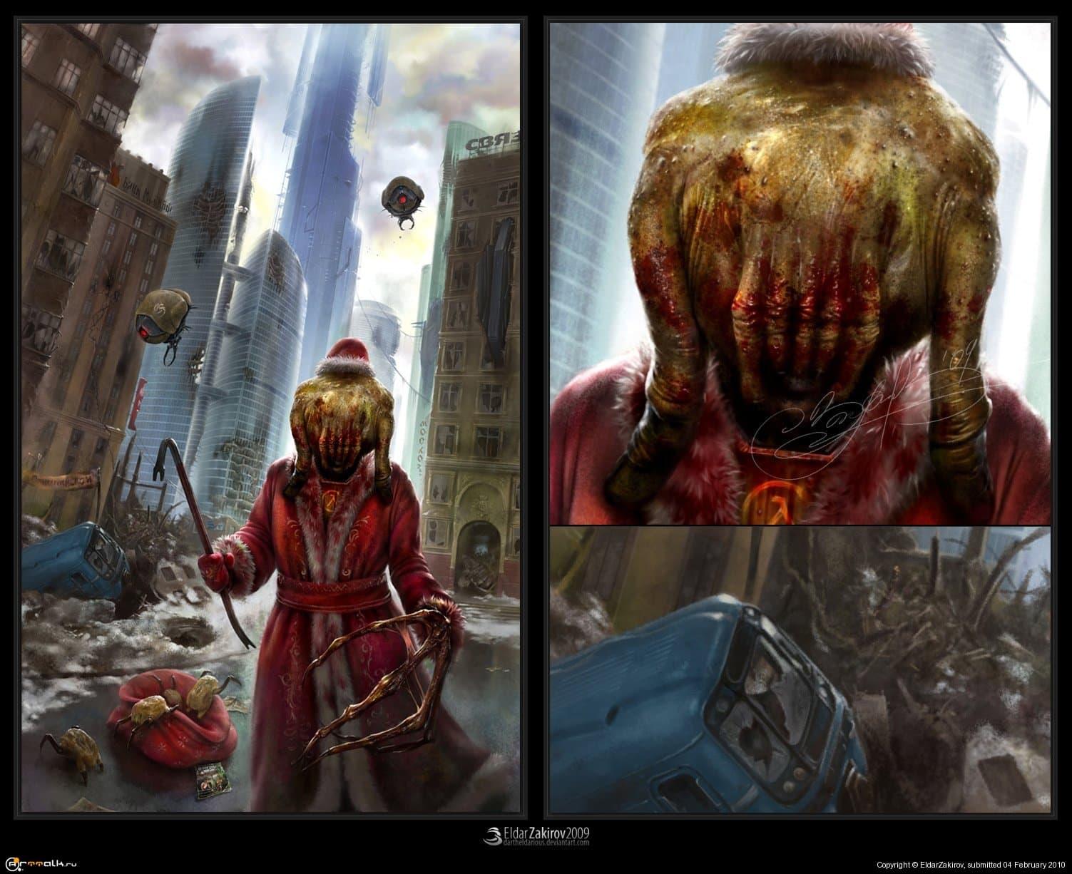 Half Life 3: Поражение в Москве