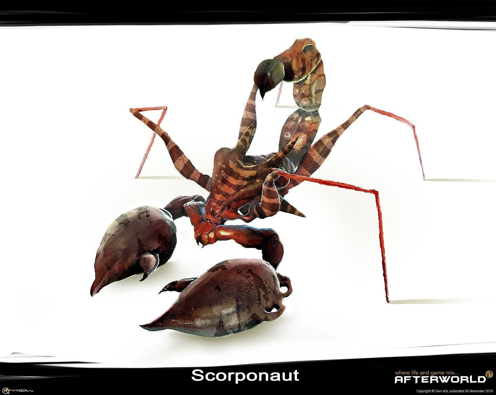 Scorponaut