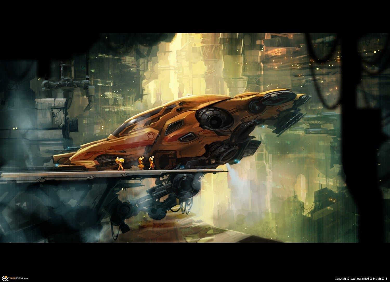 Spaceship Concept