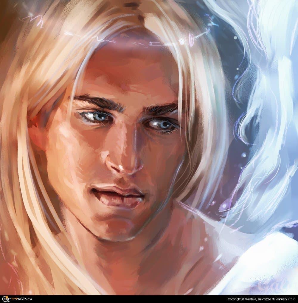 Светлый ангел