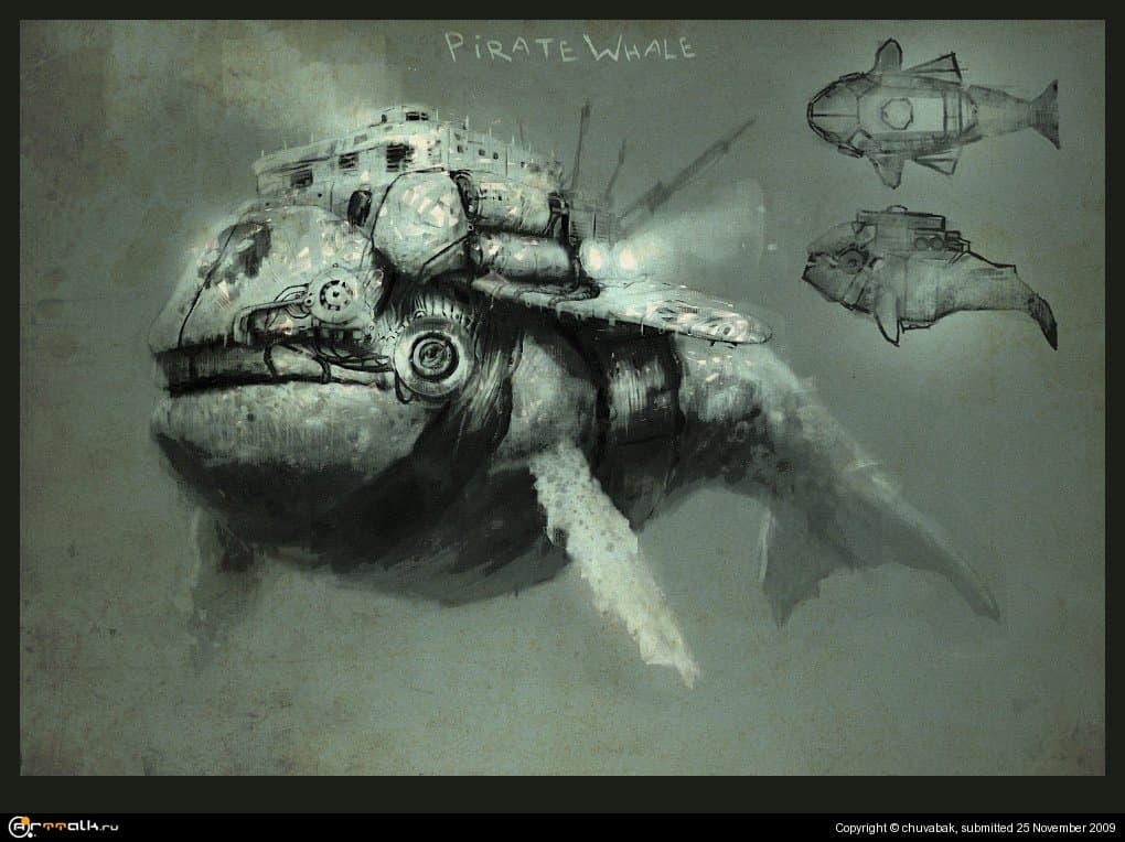 Piratewhale