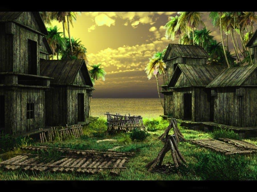 Место, где жизни нет..