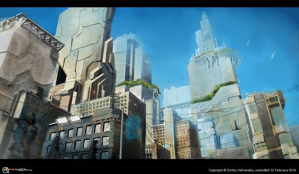 мегаполис 2