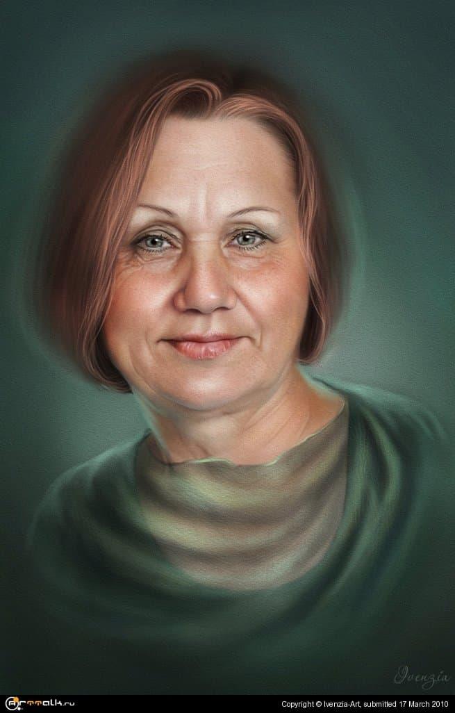 Портрет В.