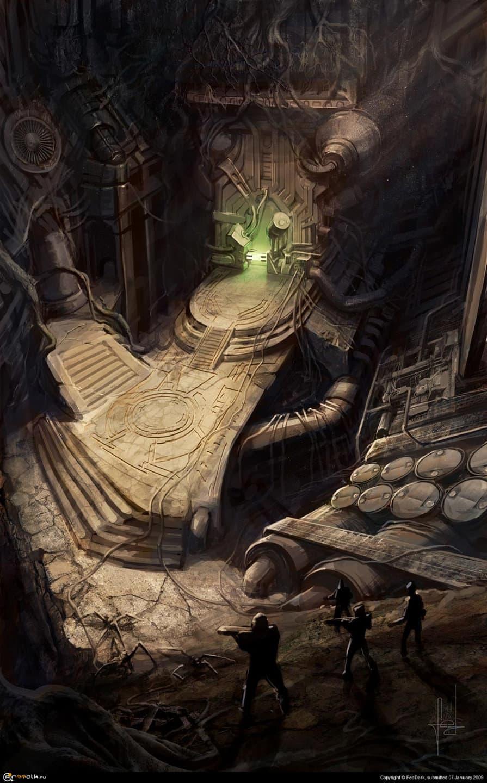 подземная хреновина