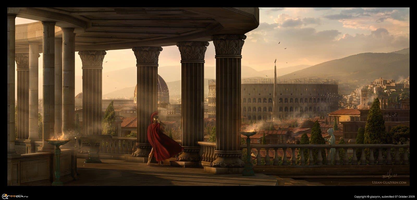 Преторианец (praetorian)