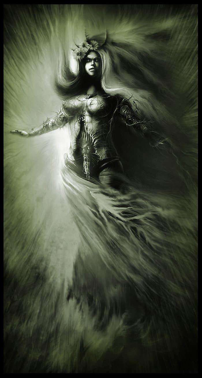 Дева-Смерть