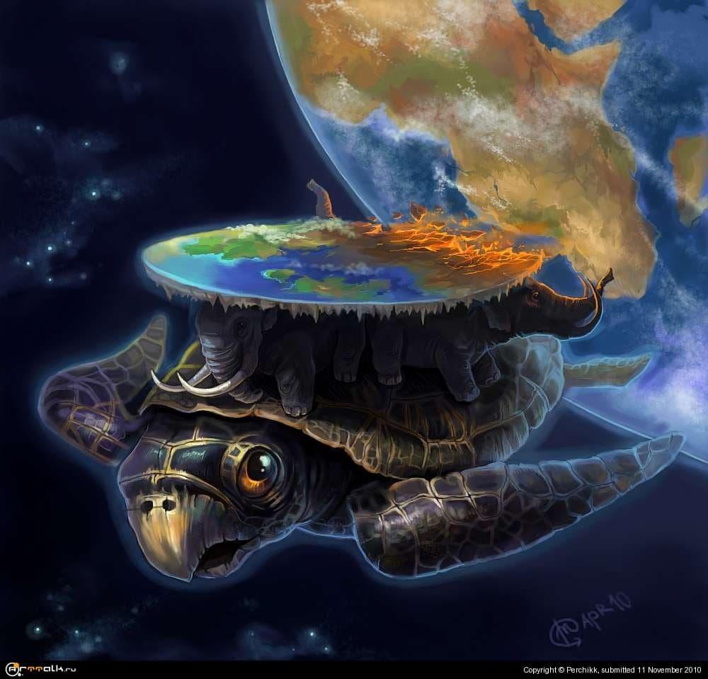 Смерь Черепахи