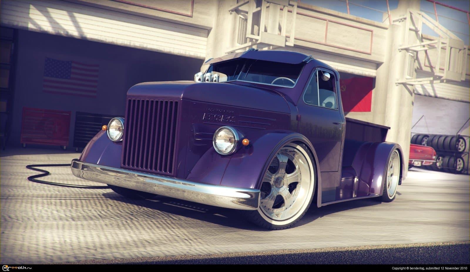 ГАЗ 51 Pickup