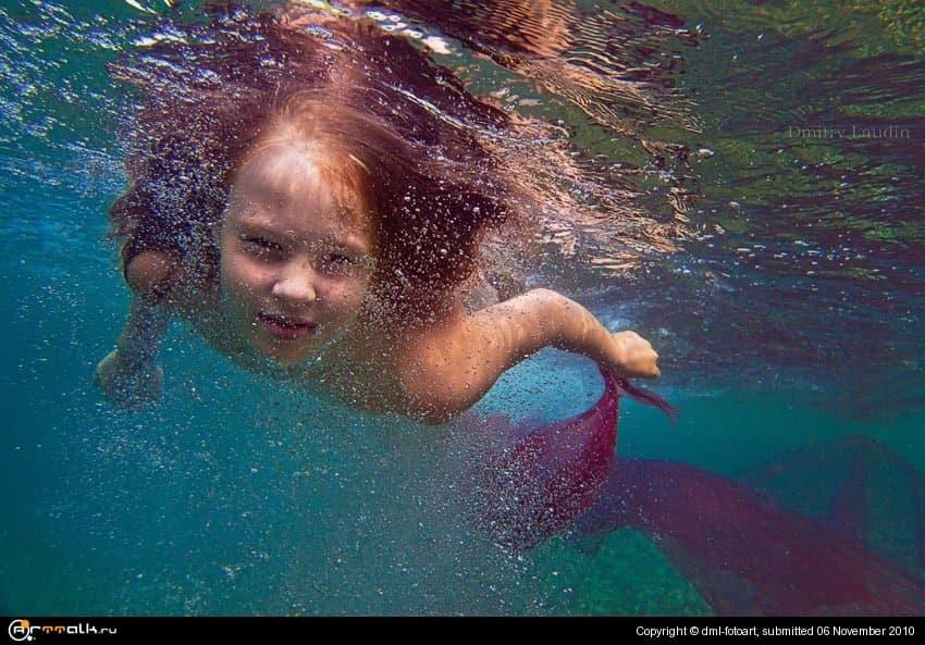 Adventure Under Water