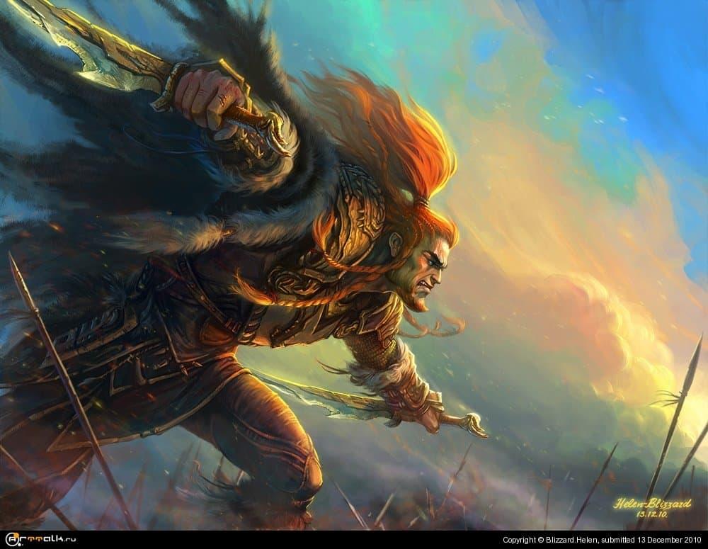 Warrior''s Rage