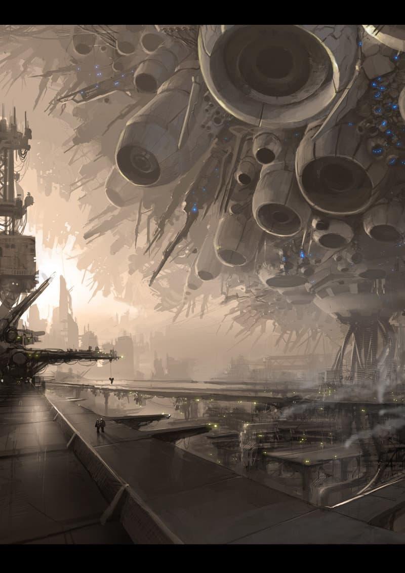 термо-ядерная станция gifeos