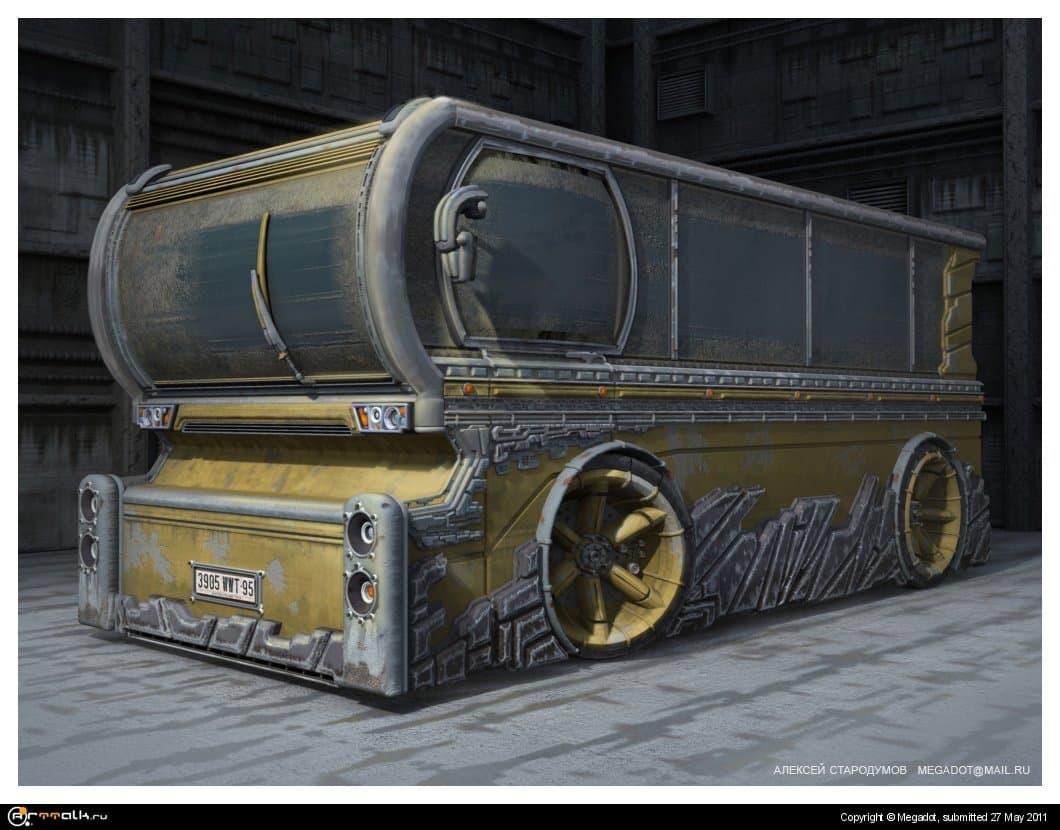 Brutal Bus