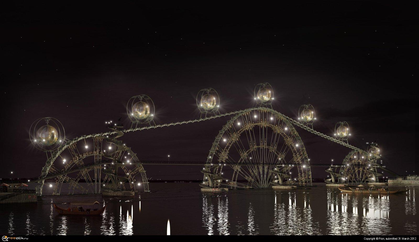 Мост подводного обозрения