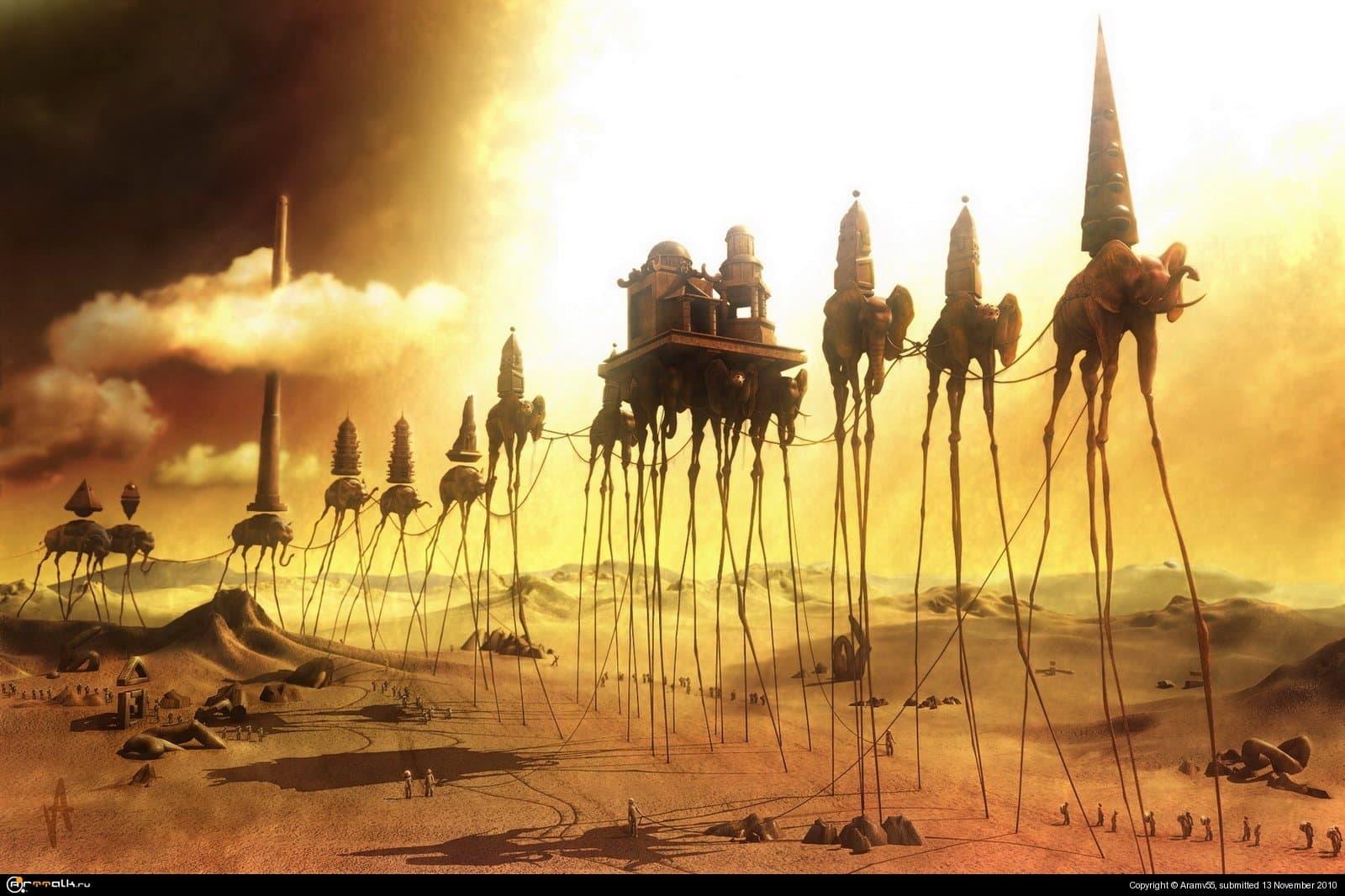 Caravan Dali