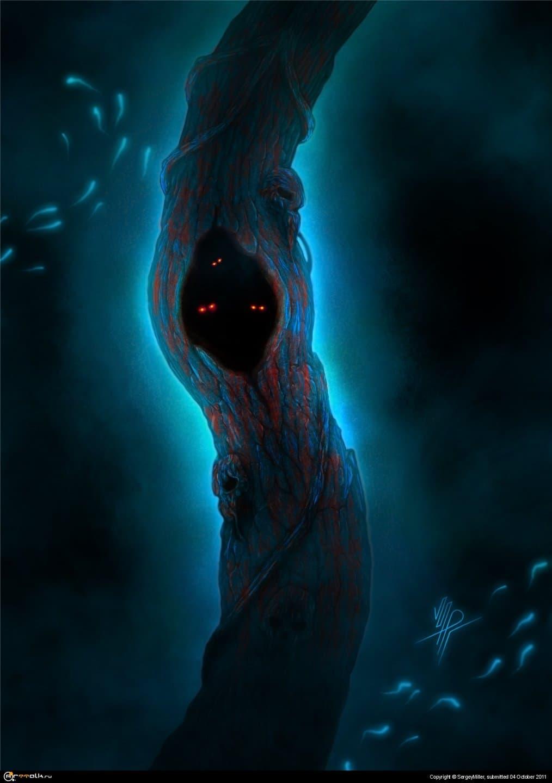 дерево смерти